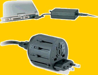 Kensington International Travel Plug Adapter